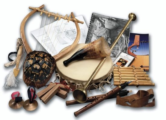music instruments in greece