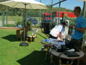 Dečiji fudbalski turnir u Sportskom centru Kovilovo, (avgust 2017)