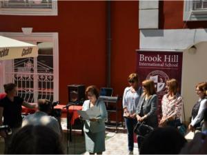 Brook Hill Charity Bazaar (april, 2017)