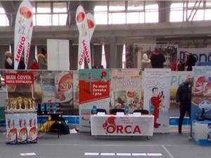 ORCA - Sajam pasa mešanaca na Beogradskom sajmu (mart, 2018)