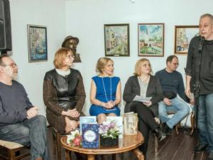 Književno veče pesnikinje Olivere Šestakov u Skadarliji, (februar, 2018)