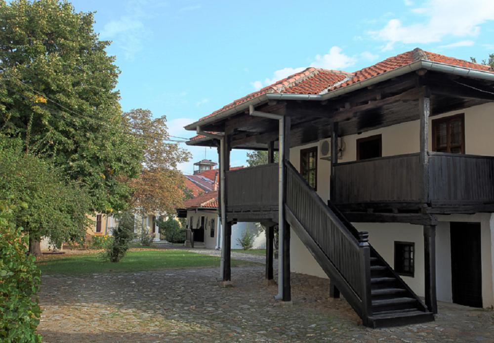 Rodna kuća Stevana Mokranjca u Negotinu