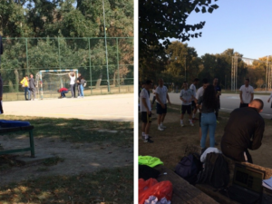 Student Fest - Studentski turnir u malom fudbalu na Adi Ciganliji (oktobar, 2018)