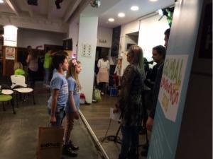 Dečija manifestacija Desigrathor u Impact Hubu u Beogradu (2018)