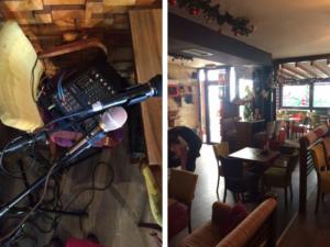 Druženje umetnika u kafeu Libero (decembar, 2018)