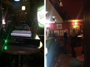 Svirka u kafiću Mozaik na Mirijevu (decembar, 2018)